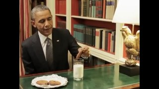 - Obama Masturbates To Cookies Not Fitting In The Hole
