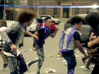 party rock my ass
