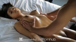 HD Passion-HD - Sara Luv gets a sensual massage before being fucked