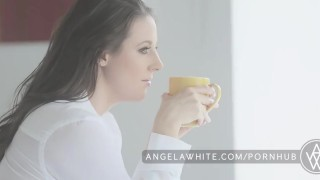 Big Tit Australian Angela White Masturbating in Bed  big natural tits all natural big tits masturbation erotic australian masturbate solo busty curvy porn star brunette big boobs aussie natural tits angelawhite classy huge tits