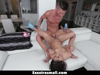 Micky Maus Porn Fucking, ExxxtraSmall - Tight And Tiny Latina Loves Big Cock