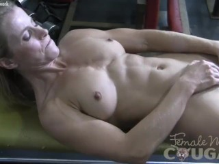 Howard Stern Ass Mature Claire Masturbates In The Gym
