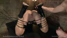 A Gimp's Revenge - BDSM Payback