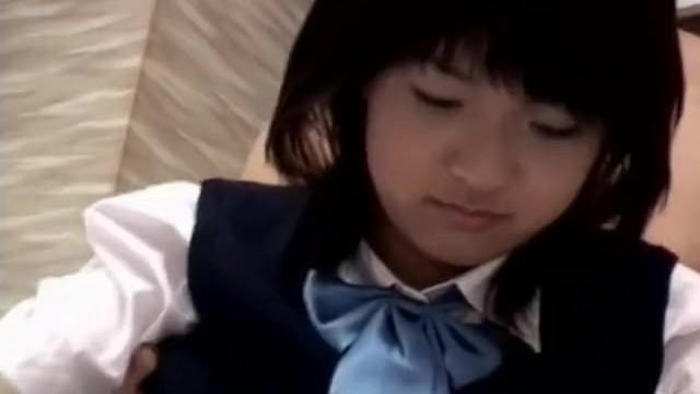 Schoolgirl Saotome Tukushi gets fucked hard