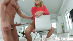 Ass Traffic Big anal gapes and ass to mouth for blonde slut