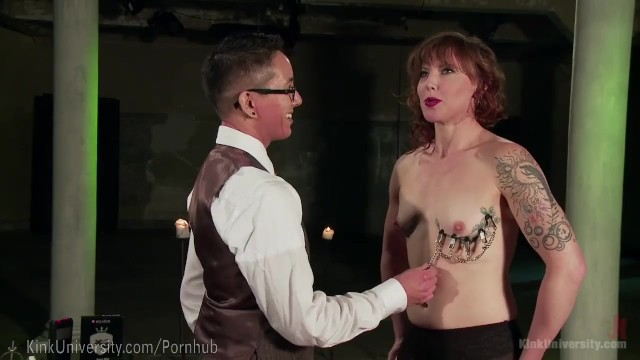 Nipple clamp bdsm stories - Bdsm control moves and nipple play