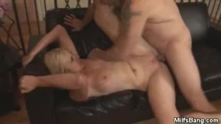Granny Fucked As Stud Play With Her Dentures  old and young riding blonde small tits missionary hardcore cowgirl mature shaved butt plug natural tits milfsbang sidefuck
