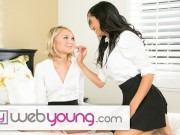 WebYoung Dakota Skye and Chloe Amour 69