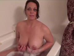 Ruining Mommy's Bath by Diane Andrews