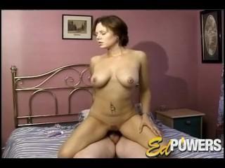 Hot Latina Sucks Ed Powers Cock And Fucking