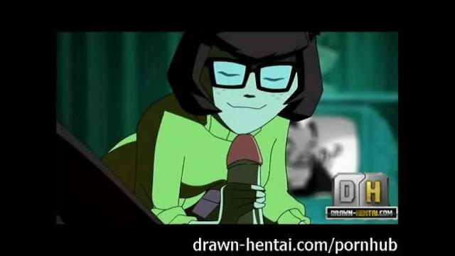 Cartoon drawn xxx Scooby-doo porn - velma wants a fuck-a-thon