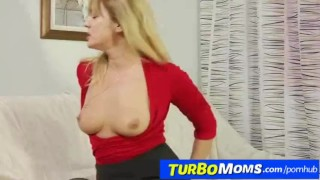 Fuck milf rough russian with alina younger dude cumshot natural