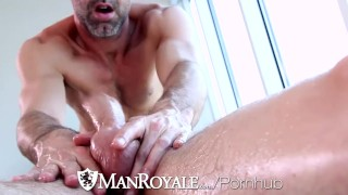 HD ManRoyale Scottie gets fucked hard by Justin Beal