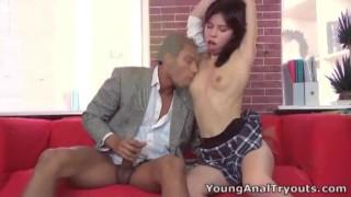Hot Porno - Young Anal Tryouts Anální Zkoušky Anální Zkoušky Jsou O Získání Análních Panen