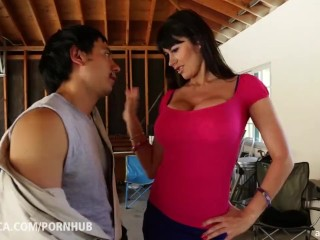 Mexican exterminator fiucks sexy MILF with bigtits!!!!
