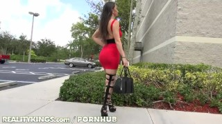 Preview 1 of Reality Kings - Sexy Latina gets picked up