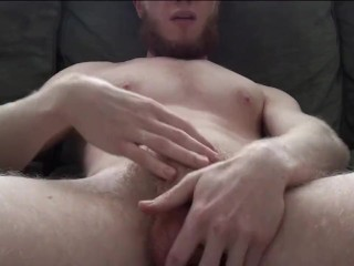 The Adult Video Experience Presents Young Amateur Guy Strokes and Cums Hard