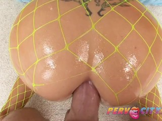 Pawg First Time Anal PervCity Candy UpHerAssHole Series