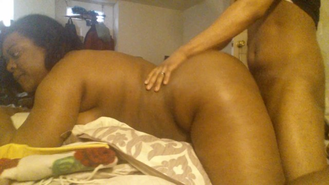 Part two of three parted video series: SEXY BBW MILF GETTIING FUCKED !!!
