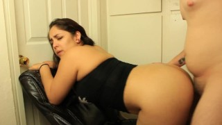Daisy Dabs gets pleasured by toy and bf