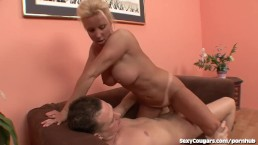 This Hot MILF Always Gets What She Wants!