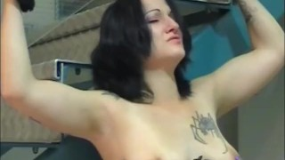 In bondage an amateur fisted extreme adult at store gape extreme