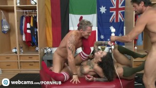 Bonnie Rotten and Rose Monroe 3
