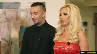 Preview 3 of Brazzers - Brazzers House Full Second episode