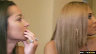 Preview 4 of Brazzers - Brazzers House Full Second episode