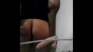 My fucking dildo ass slut