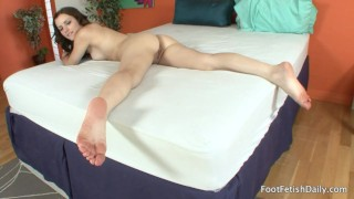 Lexi Belle - Foot Fetish JOI  foot fetish daily foot joi point of view foot licking foot solo small tits soles pov kink foot fetish petite feet foot worship natural tits foot sucking lexi belle feet joi