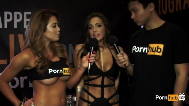Adult entertainment topeka ks Pornhubtv abigail mac interview at 2015 avn awards