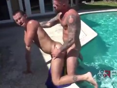 Rocco Steele and Owen Powers