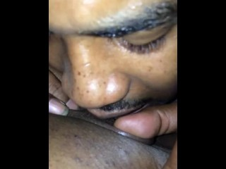 Amazing head. Best pussy eater!! That tongue action!!!