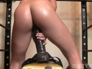 Bizarre Oiled Babe Pussy Creampie Sex Archive