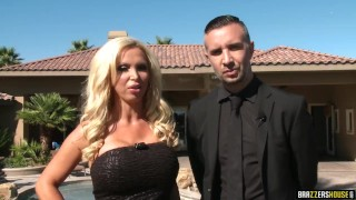 Brazzers House: Season 1 Full 3rd episode - Brazzers Edge blonde