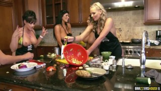 Brazzers House: Season 1 Full 3rd episode - Brazzers Perfect of