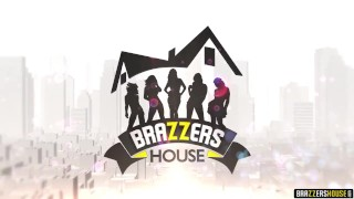 Brazzers House: Season 1 Full 3rd episode - Brazzers Yoga class
