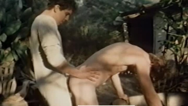 Old gay men gay porn Young men in the old west bathing fucking - greenhorn 1974
