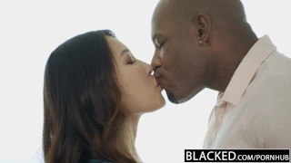 BLACKED Tight Asian Babe Jade Luv Screams on Massive Black Cock  doggy style bbc big cock lingerie riding korean reverse cowgirl black asian blowjob gag stocking interracial cowgirl gagging blacked stockings interview