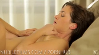 Nubile Films - Pussies pulsing with orgasm