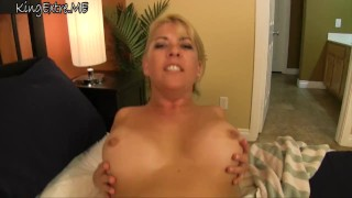 Joclyn Stone - I spy her in the shower - BigTitsPornVids