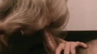 Horny Classic Porn Film From The Seventies Threesome balls
