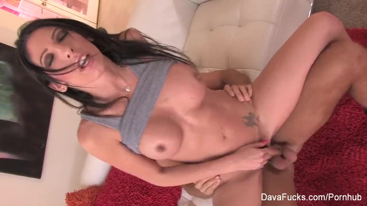 brandi solo hot milf with big clit show and play with dildo