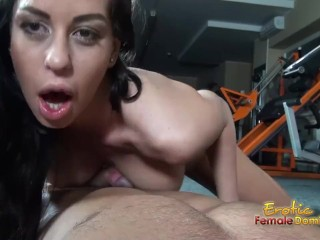 Jen Vu Porn Ms Big Titted Mistress Smothers And Jerks Off Slave, Fetish