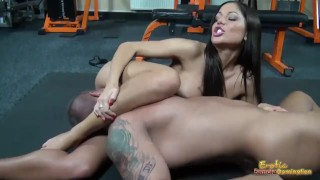 Ms Rounded big tits and erotic lips used for smothering and teasing slave bdsm female domination femdom face sitting cuckold fetish cfnm facesitting ballbusting smothering