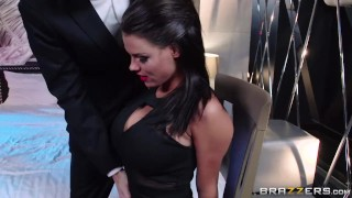 Peta babe by brazzers dick jensen big drained facial tits