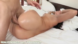 And presex babe workout reality kings sexy her ass workout
