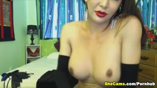 Hottie webcam busty free shemale free shecams