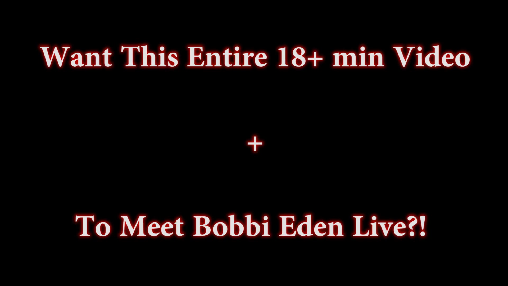 Awesome!! watch boobi eden masturbate the best